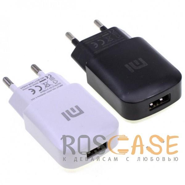 Фото Xiaomi YJ-06   Сетевое зарядное устройство + кабель MicroUSB (100 см)