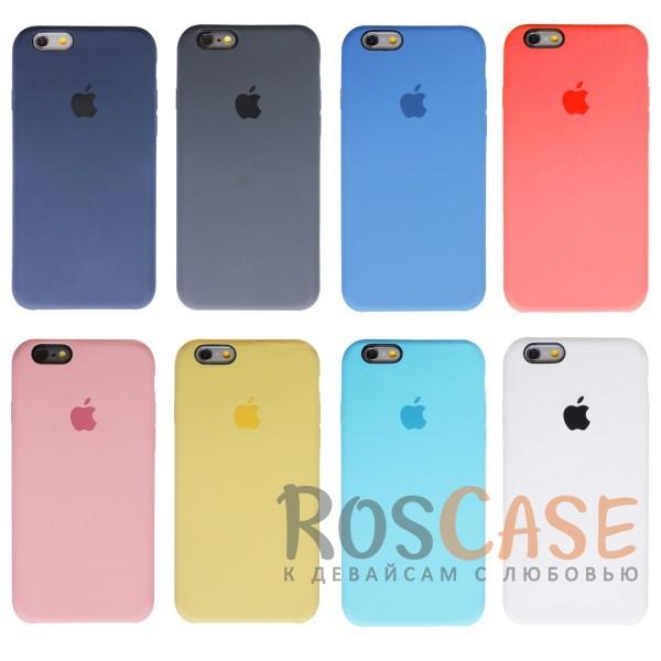 Оригинальный силиконовый чехол для Apple iPhone 6/6s (4.7)Описание:материал - силикон;совместим с Apple iPhone 6/6s (4.7);тип чехла - накладка.<br><br>Тип: Чехол<br>Бренд: Epik<br>Материал: Силикон
