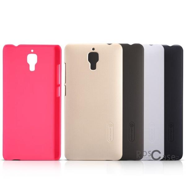 Чехол Nillkin Matte для Xiaomi MI4 (+ пленка)Описание:производитель  -  компания&amp;nbsp;Nillkin;идеально совместим с Xiaomi MI4;материал  -  пластик;форма  -  накладка.&amp;nbsp;Особенности:в наличии все вырезы;матовая поверхность;не увеличивает габариты;пленка в комплекте;защита от механических повреждений;на чехле не видны потожировые следы.<br><br>Тип: Чехол<br>Бренд: Nillkin<br>Материал: Поликарбонат
