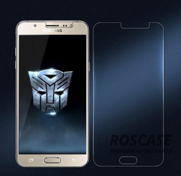 Защитное стекло Nillkin Anti-Explosion Glass (H+ PRO) (зак. края) для Samsung J710F Galaxy J7 (2016)Описание:бренд:&amp;nbsp;Nillkin;совместимость: Samsung J710F Galaxy J7 (2016);материал: закаленное стекло;форма: стекло на экран.Особенности:полное функциональное обеспечение;антибликовое покрытие;олеофобное покрытие (анти отпечатки);ультратонкое;закругленные края;легко устанавливается и чистится.<br><br>Тип: Защитное стекло<br>Бренд: Nillkin