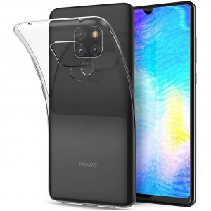 J-Case THIN   Гибкий силиконовый чехол для Huawei Mate 20