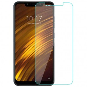 H+ | Защитное стекло для Xiaomi Pocophone F1 (картонная упаковка)