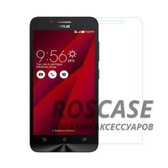 Защитное стекло Ultra Tempered Glass 0.33mm (H+) для Asus ZenFone Go (ZC500TG) (карт. упак)Описание:совместимо с устройством Asus ZenFone Go (ZC500TG);материал: закаленное стекло;тип: защитное стекло на экран.&amp;nbsp;Особенности:закругленные&amp;nbsp;грани стекла обеспечивают лучшую фиксацию на экране;стекло очень тонкое - 0,33 мм;отзыв сенсорных кнопок сохраняется;стекло не искажает картинку, так как абсолютно прозрачное;выдерживает удары и защищает от царапин;размеры и вырезы стекла соответствуют особенностям дисплея.<br><br>Тип: Защитное стекло<br>Бренд: Epik
