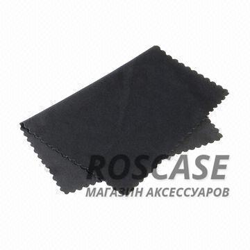 Салфетка из микрофибры для экрана (130x130) (Черный)Описание:производитель  - &amp;nbsp;Epik;материал&amp;nbsp; - &amp;nbsp;микрофибра;тип  -  салфетка.&amp;nbsp;Особенности:размер - 13*13 см;для очистки дисплеев, линз;компактная;хорошо собирает пыль и мелкий сор;пористая структура.<br><br>Тип: Общие аксессуары<br>Бренд: Epik