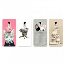 фото TPU чехол Sweet Art Animals для Xiaomi Redmi Note 4