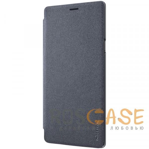 Фотография Черный Nillkin Sparkle | Чехол-книжка для Samsung Galaxy Note 9