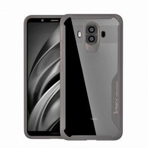 iPaky Luckcool | Чехол для Huawei Mate 10 с цветными силиконовыми вставками