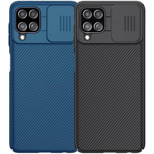 Nillkin CamShield   Пластиковый чехол с защитой камеры для Samsung Galaxy A22 (4G)