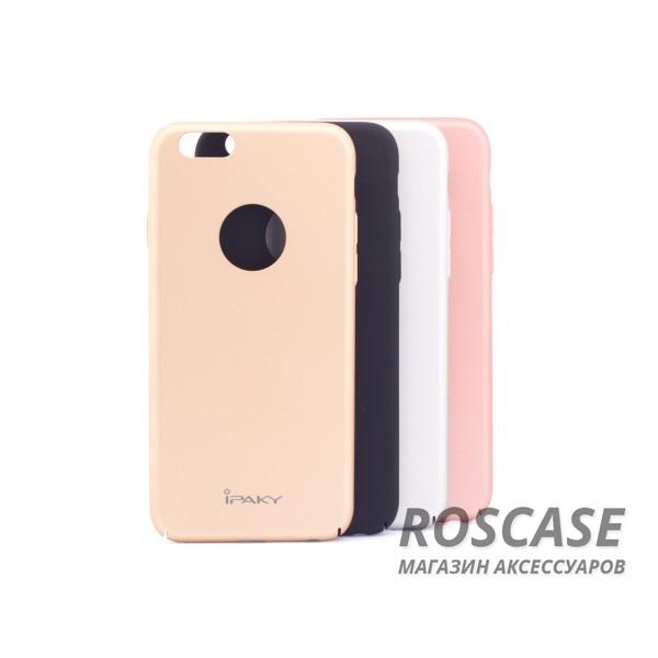 "Фото iPaky Metal Plating  | Пластиковый чехол для Apple iPhone 6/6s (4.7"")"