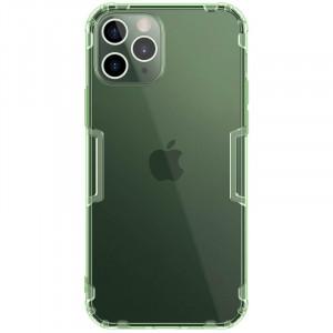 Nillkin Nature   Прозрачный силиконовый чехол  для iPhone 12 Pro Max