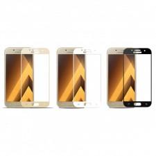 Artis 2.5D | Цветное защитное стекло на весь экран  для Samsung Galaxy A3 2017 (A320F)
