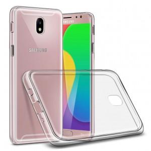 CaseGuru | Ультратонкий чехол для Samsung J730 Galaxy J7 (2017) из прозрачного силикона