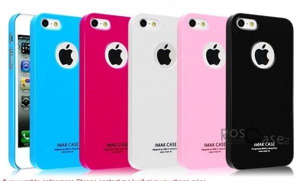 фото пластиковая накладка IMAK Ice Cream Series для Apple iPhone 5/5S/5SE