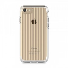 "STIL Clear Wave | Прозачный чехол для Apple iPhone 7 / 8 (4.7"") из пластика"