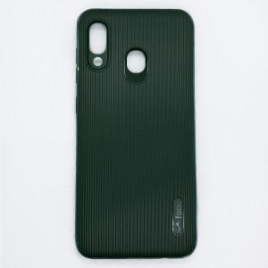 Силиконовая накладка Fono  для Samsung Galaxy A30 (A305F)