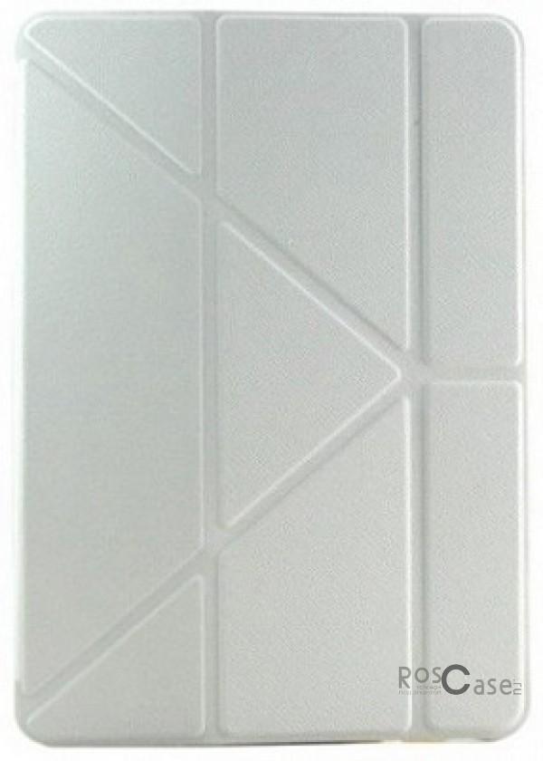 Кожаный чехол-книжка TTX Slim-Y series для Apple IPAD AIR (Белый)Описание:Изготовлен компанией TTX;Спроектирован персонально для&amp;nbsp;Apple IPAD AIRМатериал: синтетическая высококачественная кожа;Форма: чехол в виде книжки.Особенности:Исключается появление царапин и возникновение потертостей;Восхитительная амортизация при любом ударе;Фактурная поверхность;Не подвержен деформации;Непритязателен в уходе.<br><br>Тип: Чехол<br>Бренд: TTX<br>Материал: Искусственная кожа