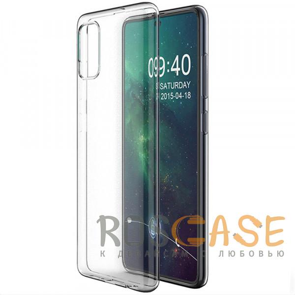 Фото Прозрачный Clear Original | Прозрачный TPU чехол 2мм для Samsung Galaxy A71