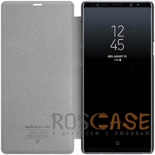 Изображение Черный Nillkin Sparkle | Чехол-книжка для Samsung Galaxy Note 9