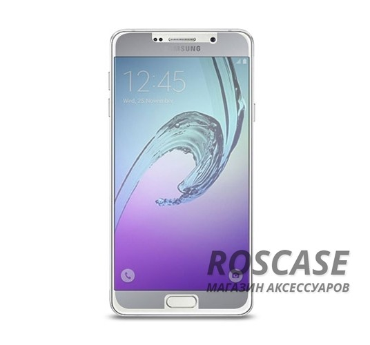 Противоударная четырехслойная защитная пленка BestSuit на обе стороны из прозрачного скользящего покрытия для Samsung A710F Galaxy A7 (2016) (Прозрачная)Описание:производитель -&amp;nbsp;BestSuit;совместимость - Samsung A710F Galaxy A7 (2016);материал - полимер;тип - защитная пленка.Особенности:олеофобное покрытие;высокая прочность;ультратонкая;прозрачная;имеет все необходимые вырезы;защита от ударов и царапин;анти-бликовое покрытие;защита на заднюю панель.<br><br>Тип: Бронированная пленка<br>Бренд: BestSuit