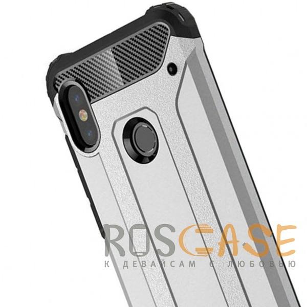 Фото Металл / Gun Metal Immortal | Противоударный чехол для Xiaomi Redmi Note 6 Pro