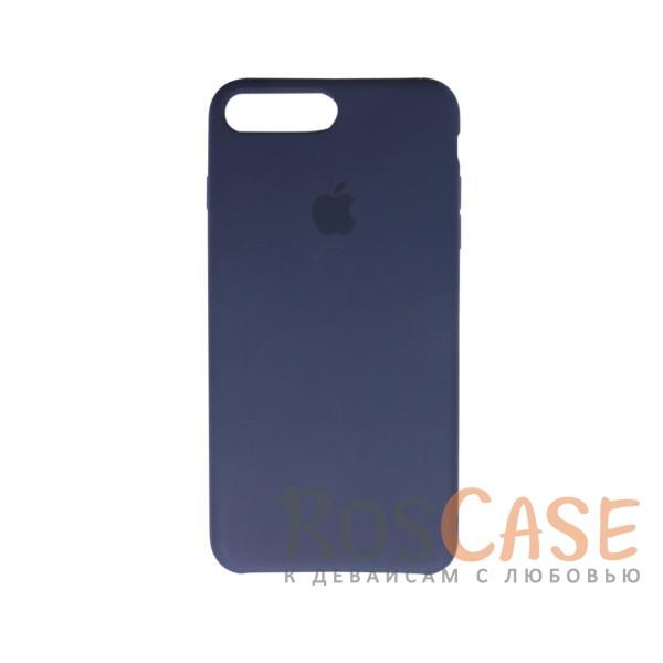 Оригинальный силиконовый чехол для Apple iPhone 7 plus (5.5) (Темно-синий)Описание:материал - силикон;совместим с Apple iPhone 7 plus (5.5);тип чехла - накладка.<br><br>Тип: Чехол<br>Бренд: Epik<br>Материал: Силикон