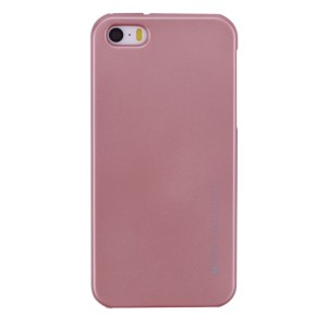 фото Rose Gold Mercury iJelly Metal | Силиконовый чехол для Apple iPhone 5/5S/SE