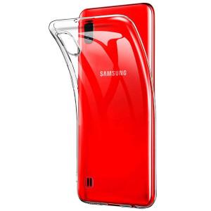 Clear Case | Прозрачный TPU чехол 2мм для Samsung Galaxy A10 / M10