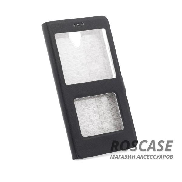 Чехол-книжка для Xiaomi Redmi Note 2 / Redmi Note 2 Prime (Черный)Описание:разработан компанией&amp;nbsp;Epik;спроектирован для Xiaomi Redmi Note 2 / Redmi Note 2 Prime;материалы: синтетическая кожа, поликарбонат;тип: чехол-книжка.&amp;nbsp;Особенности:имеются все функциональные вырезы;не скользит в руках;магнитная застежка;окошки в обложке;защита от ударов и падений;превращается в подставку.<br><br>Тип: Чехол<br>Бренд: Epik<br>Материал: Искусственная кожа