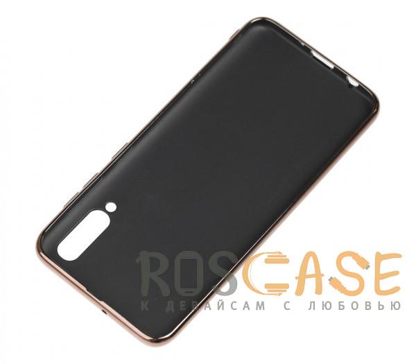 Изображение Золотой TPU чехол GLOSSY LOGO для Samsung Galaxy A50 (A505F) / A50s / A30s