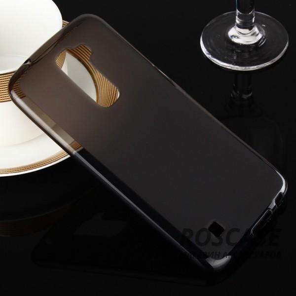 TPU чехол для LG K10 K410/K430DS (Черный)Описание:идеально подходит для LG K10 K410/K430DS;материал: термополиуретан;тип: накладка.&amp;nbsp;Особенности:ультратонкий;матовый;защита от царапин и ударов;гибкий;в наличии все функциональные вырезы.<br><br>Тип: Чехол<br>Бренд: Epik<br>Материал: TPU