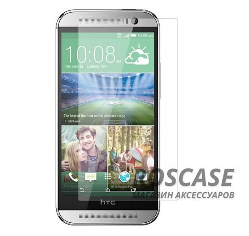 Защитная пленка VMAX для HTC New One 2 / M8Описание:производитель:&amp;nbsp;VMAX;совместима с HTC New One 2 / M8;материал: полимер;тип: пленка.&amp;nbsp;Особенности:идеально подходит по размеру;не оставляет следов на дисплее;проводит тепло;не желтеет;защищает от царапин.<br><br>Тип: Защитная пленка<br>Бренд: Vmax