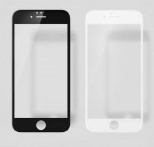 """Объемное защитное стекло Nillkin 3D на весь экран с олеофобным покрытием """"анти-отпечатки"""" для Apple iPhone 6 plus (5.5"""")  / 6s plus (5.5"""")"""