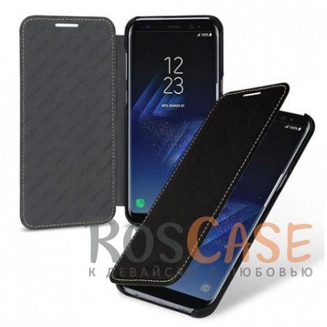 TETDED натур. кожа | Чехол-книжка для для Samsung G955 Galaxy S8 Plus (Черный / Black)Описание:бренд  - &amp;nbsp;Tetded;разработан для Samsung G955 Galaxy S8 Plus;материал  -  натуральная кожа;тип  -  чехол-книжка.в наличии все функциональные вырезы;легко устанавливается;строчка по периметру;защита от механических повреждений;на чехле не заметны следы от пальцев.<br><br>Тип: Чехол<br>Бренд: TETDED<br>Материал: Натуральная кожа