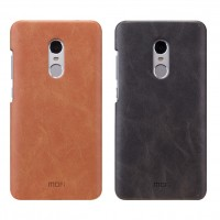 MOFI Heart | Тонкий кожаный чехол  для Xiaomi Redmi Note 4 (MediaTek)