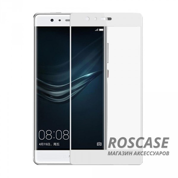 Защитное стекло CP+ на весь экран (цветное) для Huawei P9 (Белый)Описание:компания&amp;nbsp;Epik;совместимо с Huawei P9;материал: закаленное стекло;тип: защитное стекло на экран.Особенности:полностью закрывает дисплей;толщина - 0,3 мм;цветная рамка;прочность 9H;покрытие анти-отпечатки;защита от ударов и царапин.<br><br>Тип: Защитное стекло<br>Бренд: Epik