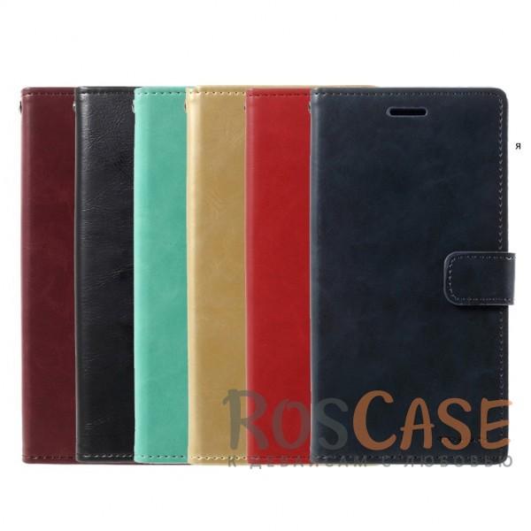 Мягкий кожаный чехол-книжка Mercury Blue Moon Diary с функцией подставки и магнитной застежкой для Samsung G950 Galaxy S8Описание:бренд&amp;nbsp;Mercury;разработан для&amp;nbsp;Samsung G950 Galaxy S8;материалы - термополиуретан, искусственная кожа;функция подставки;внутренние кармашки;магнитная застежка;формат- чехол-книжка;защищает гаджет со всех сторон.<br><br>Тип: Чехол<br>Бренд: Epik<br>Материал: Искусственная кожа