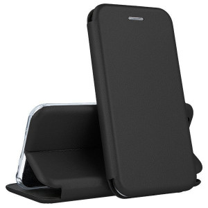 Open Color | Кожаный чехол-книжка  для Samsung Galaxy S21