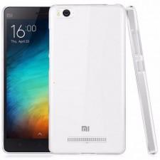 Ультратонкий силиконовый чехол для Xiaomi Mi 4i / Mi 4c