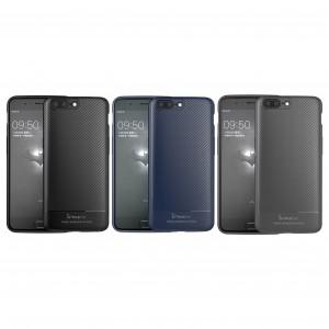 iPaky Musy | Ультратонкий чехол для OnePlus 5 с карбоновым покрытием