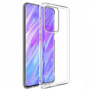 Clear Case | Прозрачный TPU чехол 2мм  для Samsung Galaxy S20 Ultra
