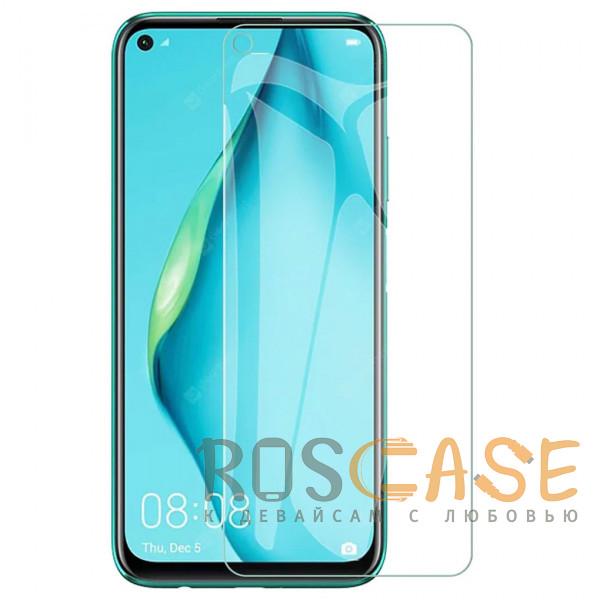 Фото Прозрачная Гидрогелевая защитная плёнка Rock для Huawei P40 Lite E / Honor 9C
