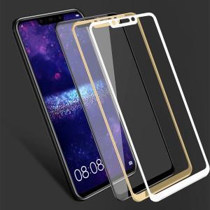 5D защитное стекло для Huawei Mate 20 lite на весь экран