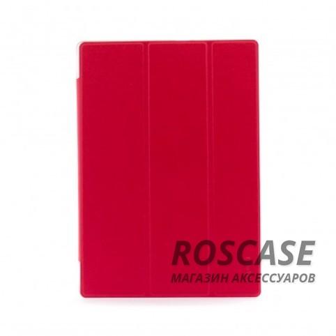 Кожаный чехол-книжка TTX Elegant Series для Lenovo Tab 2 X30L 10 (Красный)Описание:произведен компанией&amp;nbsp;TTX;совместима с Lenovo Tab 2 X30L 10;изготовлен из синтетической кожи и поликарбоната;форм-фактор: книжка.Особенности:чехол устойчив к повреждениям;не скользит;трансформируется в подставку;эргономичен, плотно сидит на гаджете.<br><br>Тип: Чехол<br>Бренд: TTX<br>Материал: Искусственная кожа
