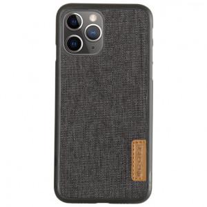Накладка G-Case Textiles Dark series для iPhone 11