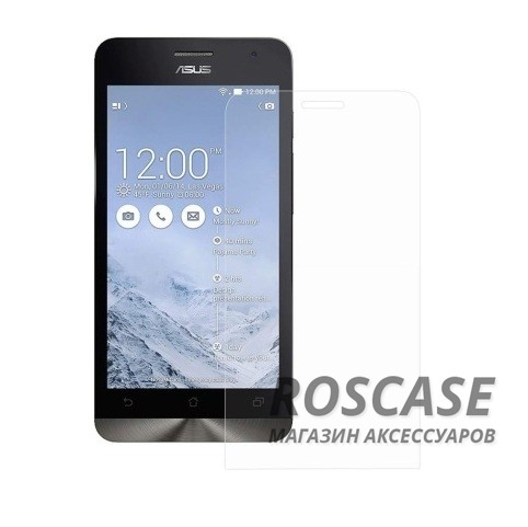 Защитная пленка Ultra Screen Protector для Asus Zenfone 5 (A501CG) (Матовая)<br><br>Тип: Защитная пленка<br>Бренд: Epik