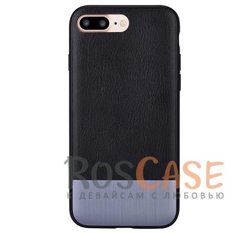 Накладка Devia Commander Case с металлической вставкой для Apple iPhone 7 plus (5.5)Описание:бренд -&amp;nbsp;Devia;материал - искусственная кожа, металл, термополиуретан;совместимость - Apple iPhone 7&amp;nbsp;plus (5.5);тип - накладка.<br><br>Тип: Чехол<br>Бренд: Epik<br>Материал: TPU