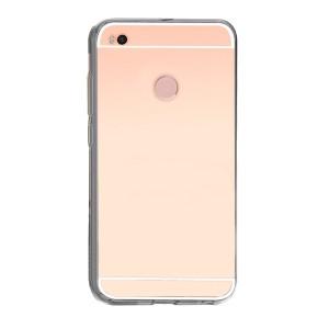 Силиконовый чехол для Xiaomi Mi Max 2 с зеркальной вставкой