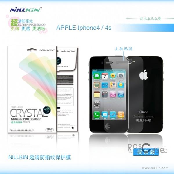 Фото защитной пленки Nillkin для Apple iPhone 4 / 4S