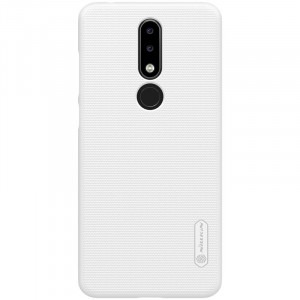 Nillkin Super Frosted Shield | Матовый чехол для Nokia 5.1 Plus (Nokia X5)