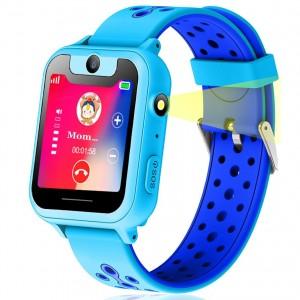 Умные детские часы Smart Baby Watch X